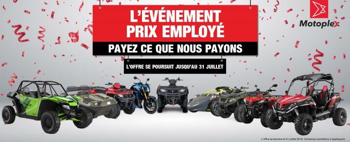 L'ÉVÉNEMENT PRIX EMPLOYÉ