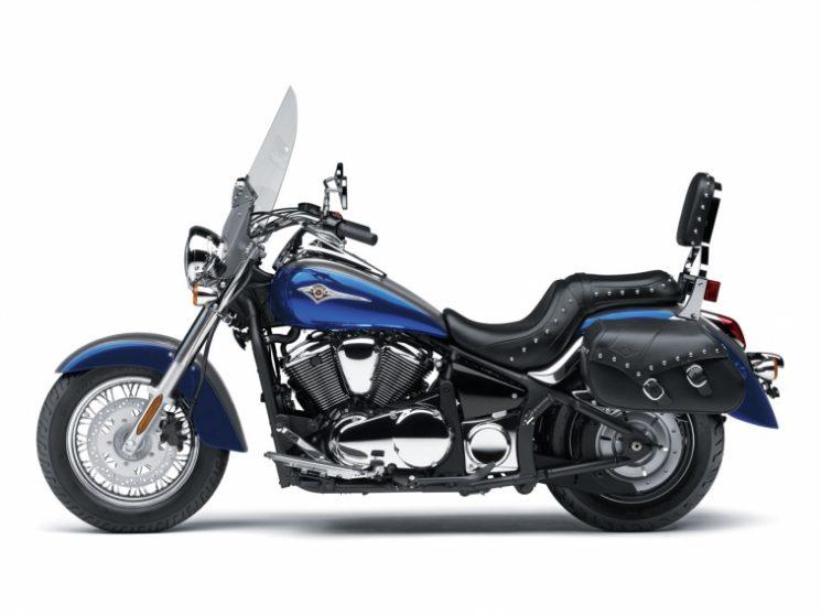 Kawasaki Vulcan 900 Classic LT 2019