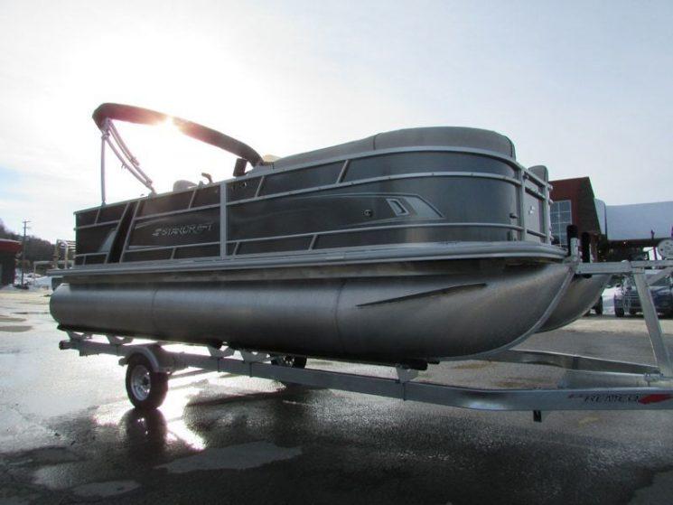 Starcraft Marine EX 20CF Pêche Fish (Choix de 3 moteurs) 2019