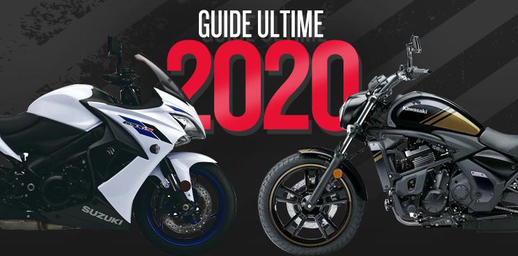 Guide d'achat de la Moto