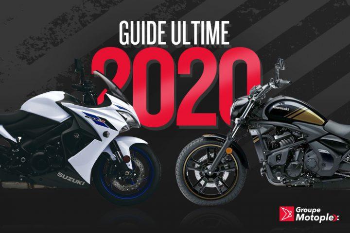 Guide Ultime d'achat de Moto 2020