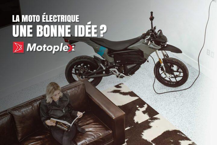 La moto électrique – un bon achat?